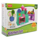 Funskool Fun Dough Kitchen Set
