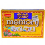 Funskool Memory Game Animal Family