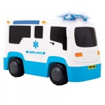 Funskool Rescue Ambulance with Lights & Sounds
