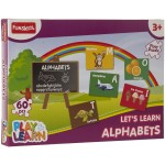 Funskool Play & Learn Let's Learn Alphabets Puzzle