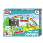Funskool Play & Learn Let's Learn Opposite Puzzle