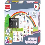 Funskool Play & Learn Let's Learn Professions Puzzle