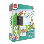 Funskool Play & Learn Matching Puzzle