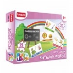 Funskool Play & Learn Let's Learn Rhyming Words Puzzle