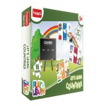 Funskool Play & Learn Let's Learn Countries Puzzle