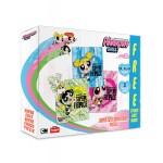 Funskool Powerpuff Girls - Super Cute, Super Fierce 3 In 1 Puzzle