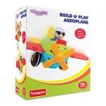 Funskool Build N Play Aeroplane