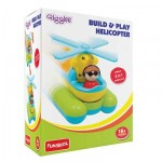 Funskool Build N Play Helicopter