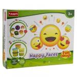 Funskool Fun Dough Happy Faces
