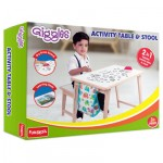 Funskool Wooden Activity Table