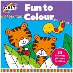 Galt Fun to Colour Book