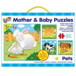 Galt Mother and Baby Puzzle - Pets