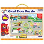 Galt Giant Floor Puzzle - Town