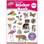 Galt Photographic Sticker Book - Animals