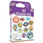 Galt 3D Sticker Kit