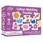 Galt Colour Matching Puzzles