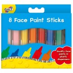 Galt 8 Face Paint Sticks