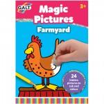 Galt Magic Picture Pads - Farmyard