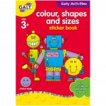 Galt Colour, Shapes and Sizes