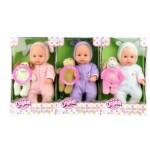 Gigo 12 Baby Doll With Animal Asst.