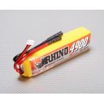 Rhino 4900mAh 4S1P 14.8v 20C Lipo Battery