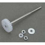 Hobby Zone Prop Shaft with Hardware: Mini Cub