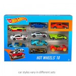 Hot Wheels 10-Car Pack