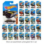 Hot Wheels Single Car Assortment
