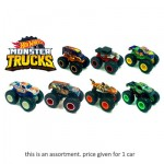 Hot Wheels Monster Trucks 1:64 Scale Die-Cast Assortment