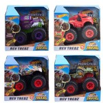Hot Wheels Monster Trucks Rev Treds Assortment