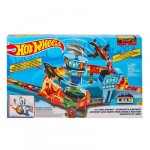 Hot Wheels City Jet Jump Airport