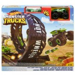 Hot Wheels Monster Trucks Monster Loop Playset