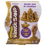 Kinetic Sand Metallic Pack - 1lb (454g) - Gold