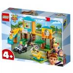 Lego Disney Pixar Toy Story 4 Buzz & Bo Peep's Playground Adventure