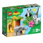 Lego Duplo Baby Wild Animals