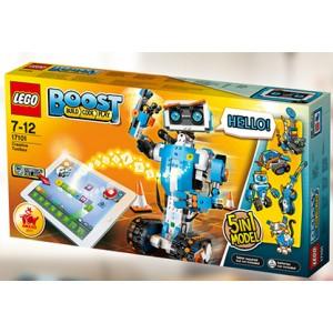 Lego BOOST Creative coding robot