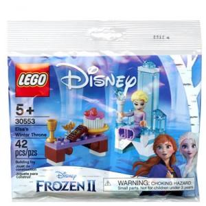 Lego Disney Frozen 2 Elsa's Winter Throne