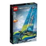 Lego Technic Catamaran