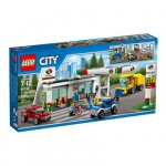 Lego City Service Station