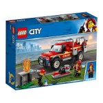 Lego City Fire Chief Response Truck