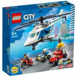 Lego City Police Helicopter Chase