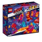 Lego Movie 2 Queen Whatevra's Build Whatever Box