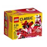 Lego Classic Red Creativity Box