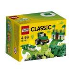 Lego Classic Green Creativity Box