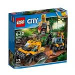 Lego City Jungle Halftrack Mission