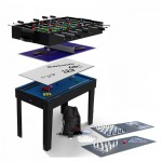 Riley 12-in1  4 foot multi games table (MG12-1S)