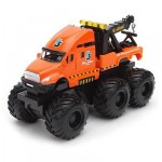 Maisto Fresh Metal Series Quarry Monsters - Two Truck - Orange