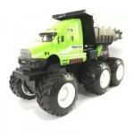 Maisto Fresh Metal Series Quarry Monsters - Dump Truck - Green