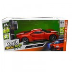 Maisto Tech Street Series RC 1:24 - Ford GT (Red)