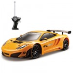 Maisto Tech Series 1:24 Scale RC McLaren 12C GT3 - Orange